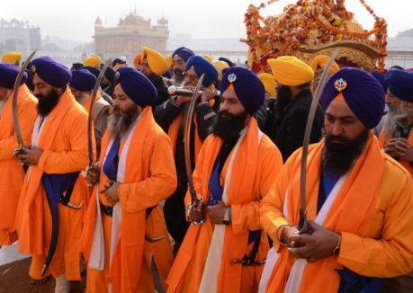 INDIA-RELIGION-SIKH
